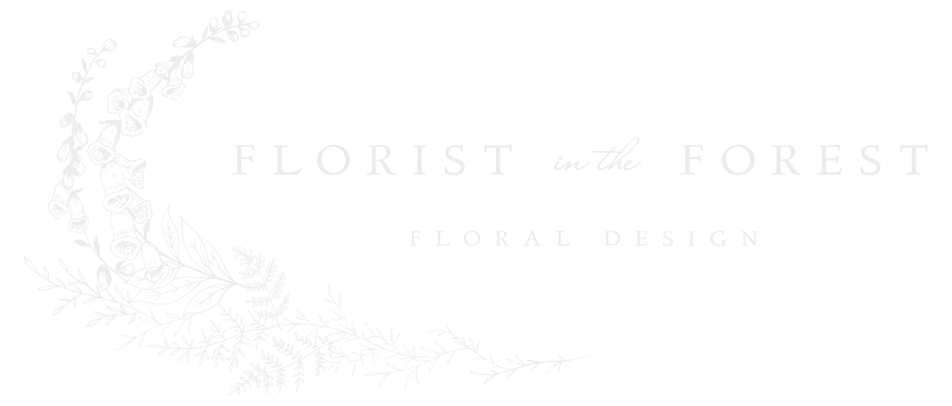 Florist in the Forest